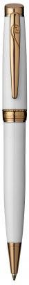 PC1088BP Шариковая ручка Pierre Cardin, LUXOR, корпус и колпачок - латунь и лак