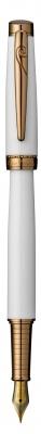 PC1088FP Перьевая ручка Pierre Cardin, LUXOR,корпус и колпачок - латунь и лак