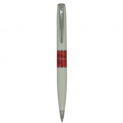 PC3502BP-02 Шариковая ручка Pierre Cardin, LIBRA, корпус и колпачок-латунь,лак,акрил