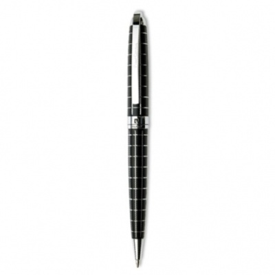 PC5000BP Шариковая ручка Pierre Cardin PROGRESS корпус и колпачок - латунь с гравировкой и лак