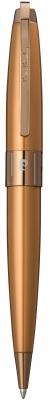PC5004BP Шариковая ручка Pierre Cardin, PROGRESS,корпус и колпачок - латунь и лак