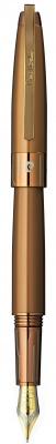 PC5004FP Перьевая ручка Pierre Cardin, PROGRESS, корпус и колпачок - латунь и лак
