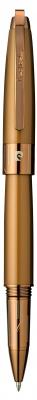 PC5004RP Роллерная ручка Pierre Cardin, PROGRESS , корпус и колпачок - латунь и лак
