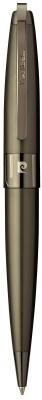 PC5006BP Шариковая ручка Pierre Cardin, PROGRESS ,корпус и колпачок - латунь и лак