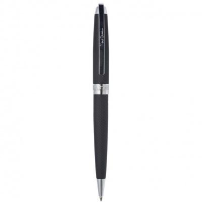 PC5009BP-B2 Шариковая ручка Pierre Cardin PROGRESS, цвет - черный/хром.