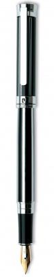 PC5101FP Перьевая ручка Pierre Cardin PROGRESS, корпус и колпачок - латунь с гравировкой и лак