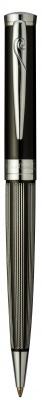 PC7211BP Шариковая ручка Pierre Cardin, ELEGANT, корпус - латунь с гравировкой и лак, покрытие металл