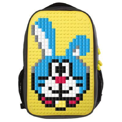 UPWY-A009Y Upixel. Пиксельный рюкзак Full Screen Biz Backpack WY-A009 Желтый
