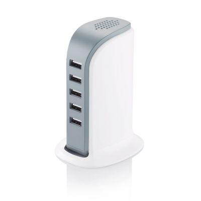 XI15097430 Мощная зарядная станция с 6 USB-портами, 8А