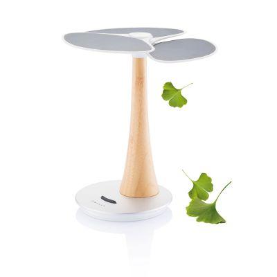 XI15097877 XD Design. Зарядное устройство Ginkgo с солнечными панелями, 4000 mAh