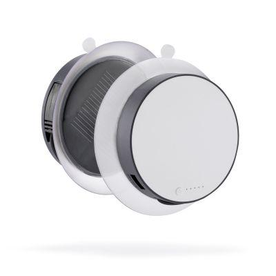 XI95315 XD Design. Зарядное устройство Port на солнечной батарее 1000 mAh, серый