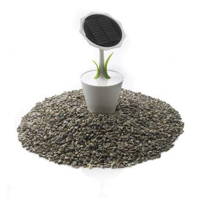 XI96015 XD Design. Зарядное устройство Sunflower на солнечной батарее, 2500 mAh