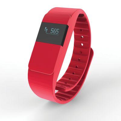 XI17019059 Фитнес-браслет Keep Fit, красный