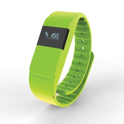 XI17019061 Фитнес-браслет Keep Fit, зеленый