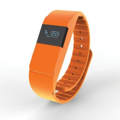 XI17019062 Фитнес-браслет Keep Fit, оранжевый