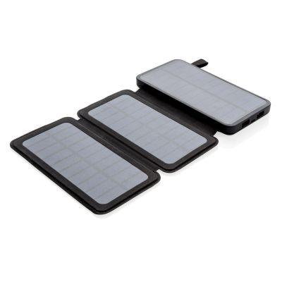 XI184061124 Внешний аккумулятор на солнечной батарее, 8 000 мАч