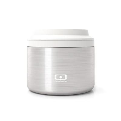 DF20060113 Monbento. Контейнер для еды mb element s серебро