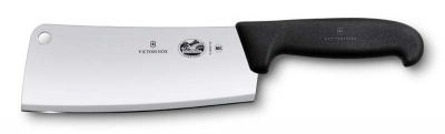 GR171113850 Victorinox Кухонная серия. Кухонный топорик VICTORINOX, лезвие 18 см, черная рукоять