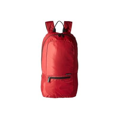 GS184061446 Victorinox Packable Backpack. Складной рюкзак VICTORINOX Packable Backpack, красный, полиэстер 150D, 25x14x46 см, 16 л