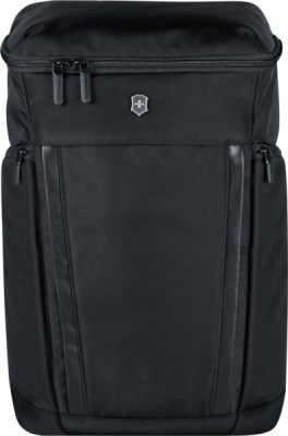 VX200512157 Victorinox Altmont. Рюкзак VICTORINOX Altmont Professional Deluxe 15'', чёрный, полиэфирная ткань, 33x24x49 см, 25 л