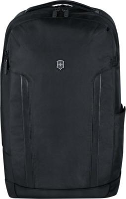 VX200512159 Victorinox Altmont. Рюкзак VICTORINOX Altmont Deluxe Travel Laptop 15'', чёрный, полиэфирная ткань, 30x26x46 см, 25 л