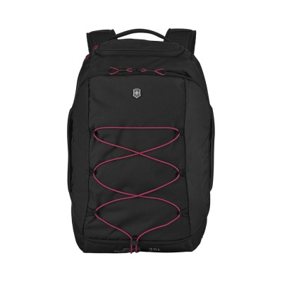 VX200512206 Victorinox Altmont. Рюкзак VICTORINOX Altmont Active L.W. 2-In-1 Duffel Backpack, чёрный, 100% нейлон, 35x24x51 см, 35 л