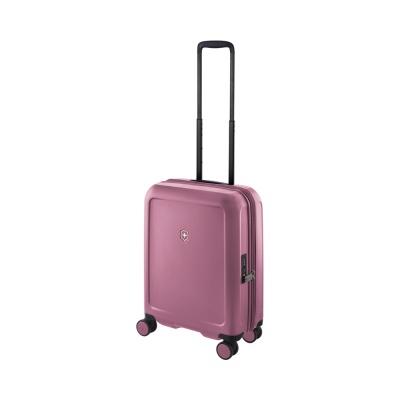 GR210919267 Victorinox. Чемодан VICTORINOX Connex, пурпурно-розовый, поликарбонат Makrolon, 40x20x55 см, 34 л