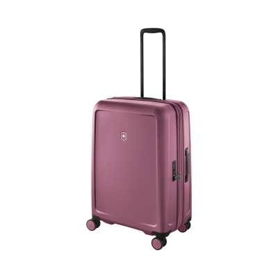 GR210919271 Victorinox. Чемодан VICTORINOX Connex, пурпурно-розовый, поликарбонат Makrolon, 47x29x69 см, 71 л
