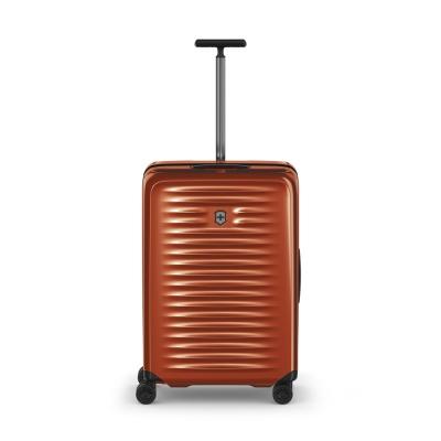 GR210919262 Victorinox. Чемодан VICTORINOX Airox, оранжевый, 100% поликарбонат Makrolon, 46x29x69 см, 74 л