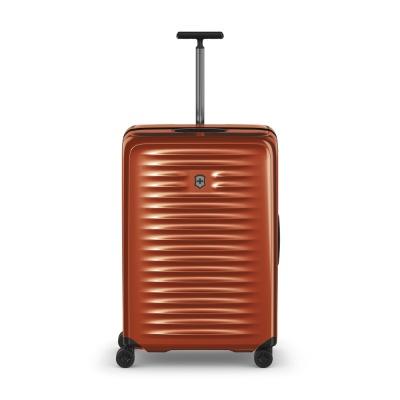 GR210919265 Victorinox. Чемодан VICTORINOX Airox, оранжевый, 100% поликарбонат Makrolon, 50x32x75 см, 98 л