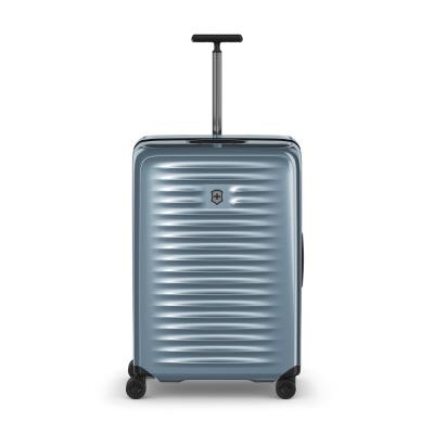 GR210919266 Victorinox. Чемодан VICTORINOX Airox, голубой, 100% поликарбонат Makrolon, 50x32x75 см, 98 л