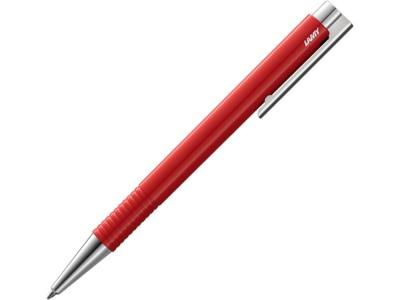 40302.01 Ручка шариковая 204 logo M+, Красный, M16