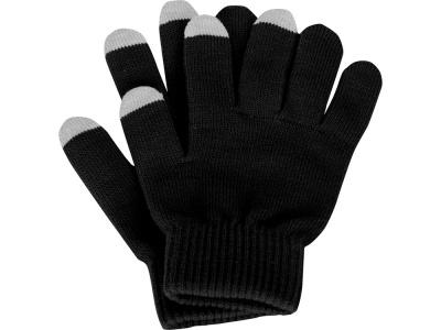 OA2TX-BLK2 Перчатки для сенсорного экрана, черный, размер S/M