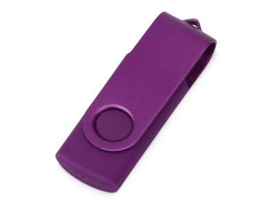 OA2003028316 Флеш-карта USB 2.0 8 Gb Квебек Solid, фиолетовый