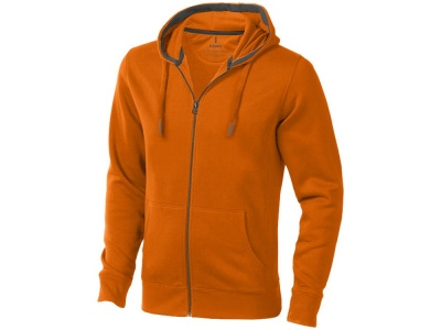 OA90TX-ORG5S Elevate. Толстовка Arora мужская с капюшоном, оранжевый
