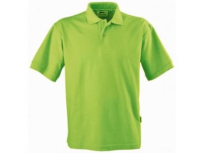 OA79TX-GRN6K4 Slazenger. Рубашка поло Forehand детская, зеленое яблоко