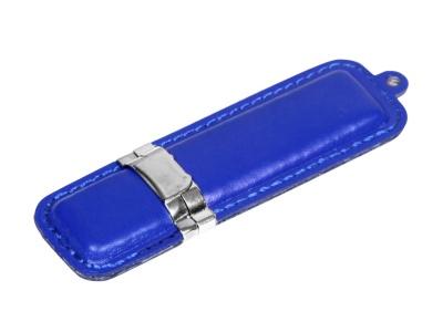 OA2003025186 Флешка классической прямоугольной формы, 64 Гб, синий