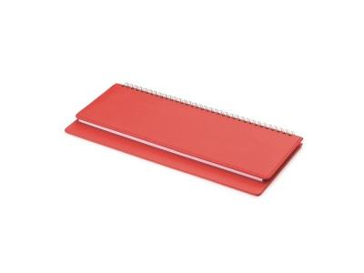 OA2003023445 Альт. Планинг датированный Velvet 2020, красный