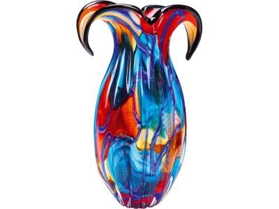 OA1701401118 Murano Art. Ваза Орхидея
