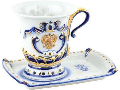 OA93T-WHT1 Чайная пара Утро президента