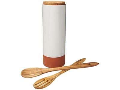 OA2003027141 Jamie Oliver. Емкость для пасты Terracotta с ложками, оранжевый