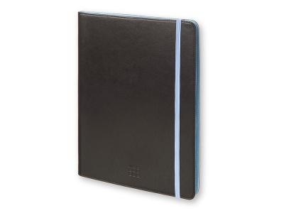 OA170122840 Moleskine. Чехол для планшета 9''/10'' универсальный двухцветный, черный/голубой