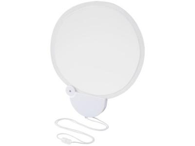 OA1830321415 Складной вентилятор (веер) Breeze со шнурком, белый