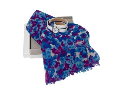 OA200302654 Cacharel. Подарочный набор Tourbillon: шарф, часы наручные. Cacharel