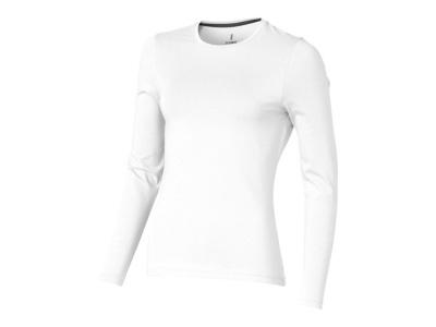 OA1701403160 Elevate. Футболка Ponoka  женская с длинным  рукавом, белый