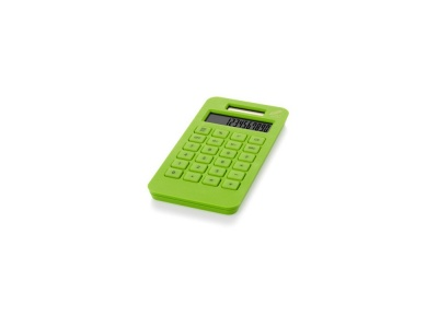 OA80O-GRN1 Калькулятор на солнечной батарее Summa, зеленое яблоко
