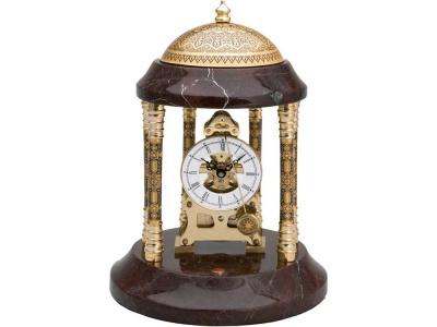 OA1701401231 Credan. Интерьерные часы Credan, коричневый/золотистый