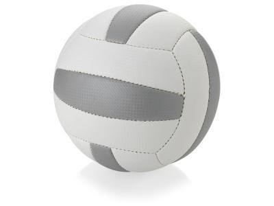 OA93P-WHT8 Мяч для пляжного волейбола Nitro, размер 5, белый/серый