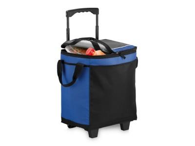 OA170140276 California Innovations. Сумка-холодильник на роликах на 32 банки, ярко-синий/черный