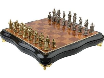 OA12P-BRN8 Шахматы Регент